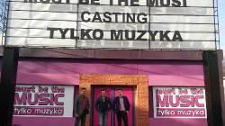 Телевізійний конкурс Must be the music / Tylko muzyka,Варшава Польща.6